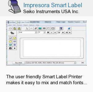 Impresora Smart Label