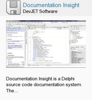 Documentation Insight