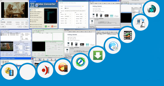 Software collection for Mbt To Avi Converter