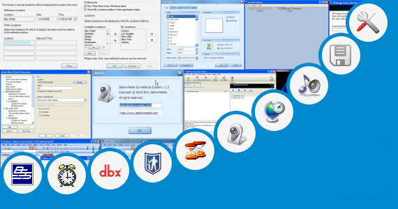 Software collection for G Zone 3d Systems 83 Gdr