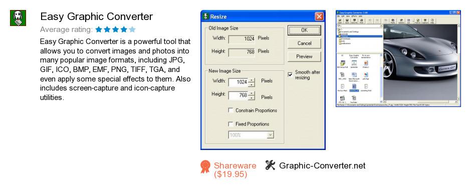Easy Graphic Converter