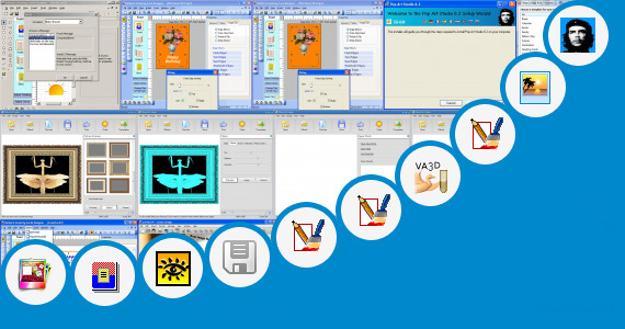 Software collection for Windows Free Retirement Clip Art