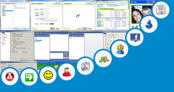 Software collection for Web Chat Online Curve