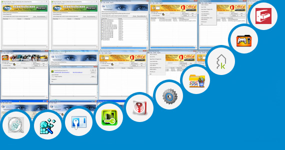 Software collection for Reg Utility 4 License Key