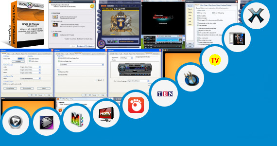 Software collection for 1 Channel Vio Player