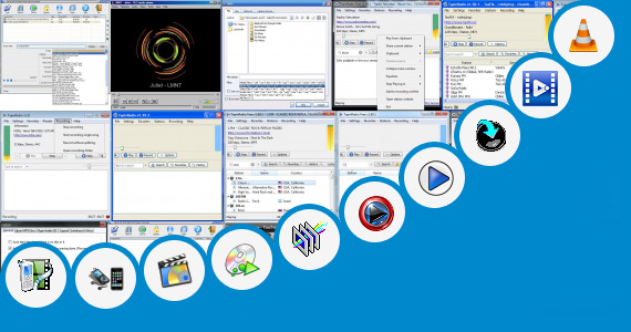 Software collection for Qq Player Portable Version