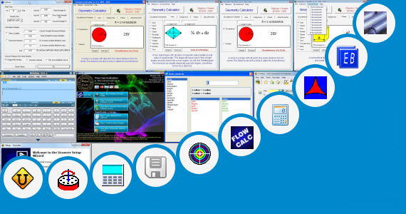 Software collection for Steel Beam Surface Area Calculator