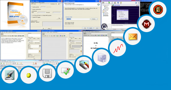 Software collection for Synology Send Mail Script