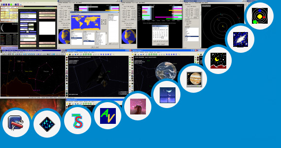 Software collection for Free Ppt On Stars And Solar System