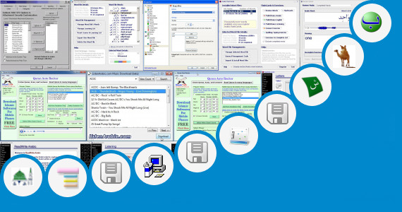 Software collection for Interface Arabic Xp Sp3