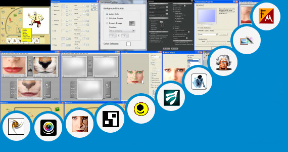 Software collection for Edit Your Face Into An Animal Face