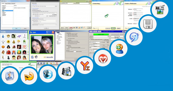 Software collection for Video Chat Ruler