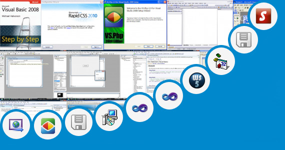 Software collection for Visual Web Developer 2010 Key