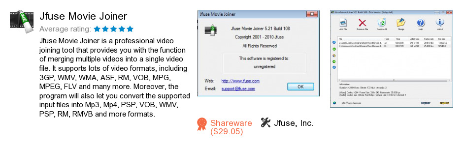 Jfuse Movie Joiner