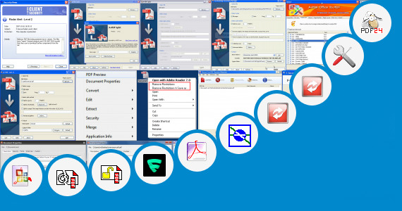 Software collection for Remove Secured Pdf Freeware