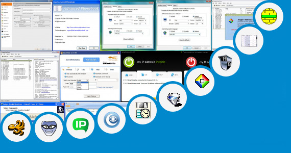 Software collection for Icq Ip Address Cmd
