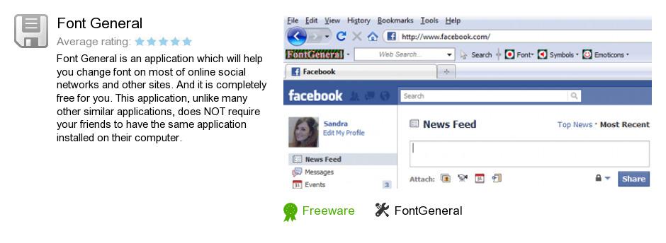 Font General