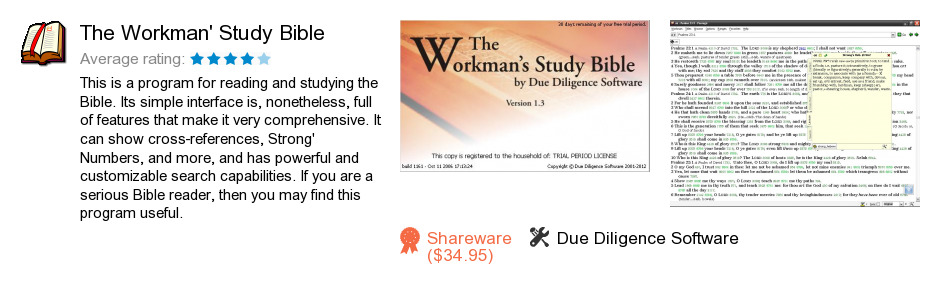 The Workman's Study Bible