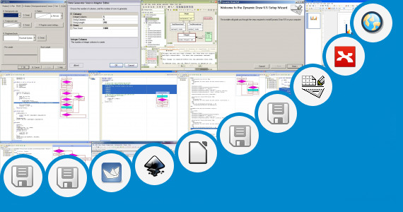Flow Diagram In Silverlight Open Source Xmind And 39 More