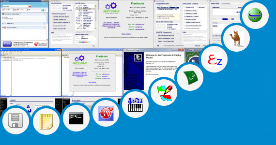 Software collection for Write In Arabic Bubble Writing