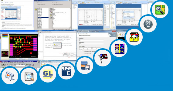 Software collection for 5 Star Hotel Auto Cad Drawings