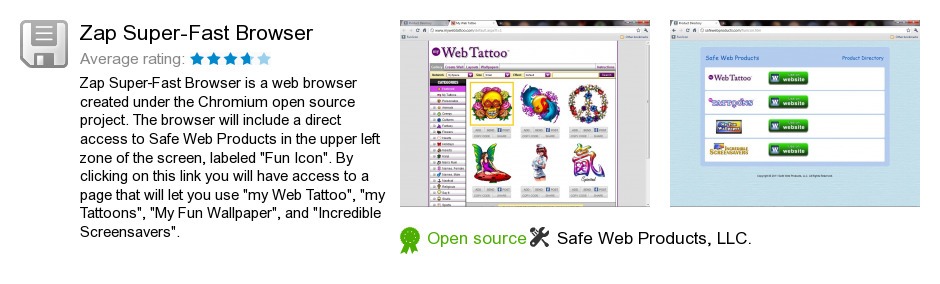 Zap Super-Fast Browser