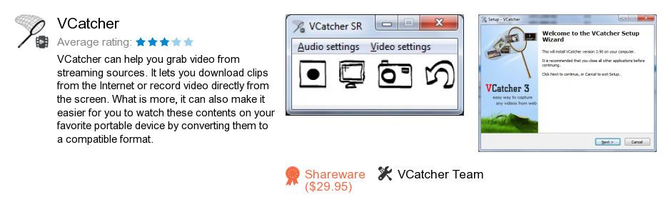 VCatcher