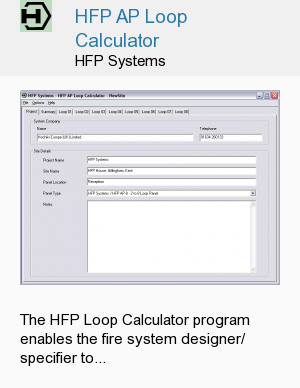HFP AP Loop Calculator