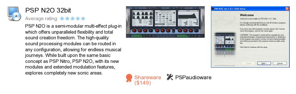 PSP N2O 32bit