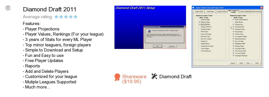 Diamond Draft 2011