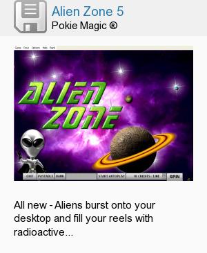 Alien Zone 5