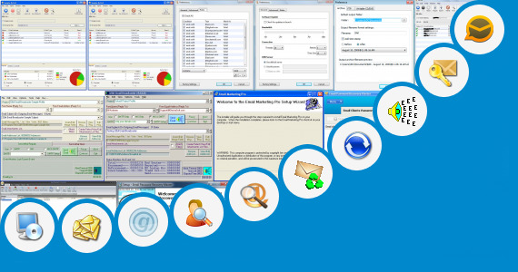 Software collection for Email Client Maxthon