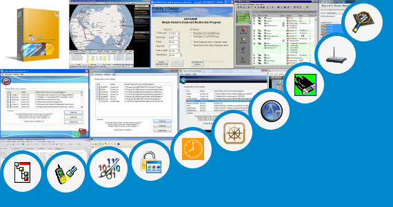 Software collection for Guide To Port Entry Free