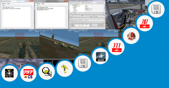 Software collection for Phoenix Flight Sim  Free