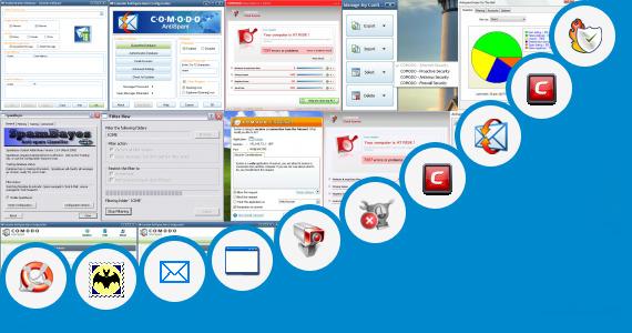Software collection for Anti Error Comodo