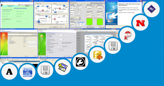 Software collection for Grundfos Pumps Selection Software
