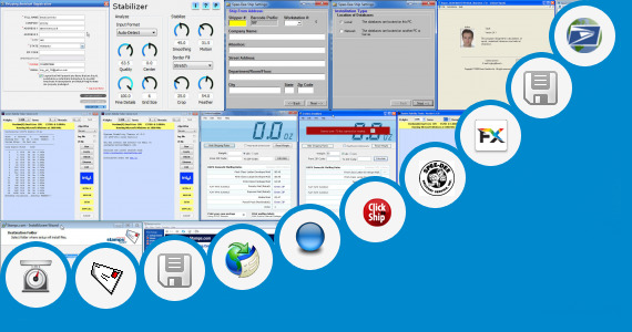 Software collection for Ship Stability Calculation Software