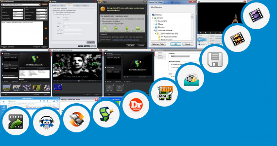Software collection for Mp4 To Video Clip Converter Online