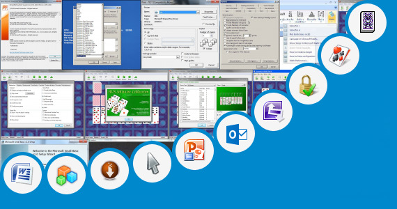 Software collection for Microsoft Corporation Solitaire