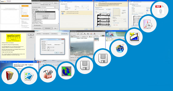 Software collection for Scan Document Using Web Cam