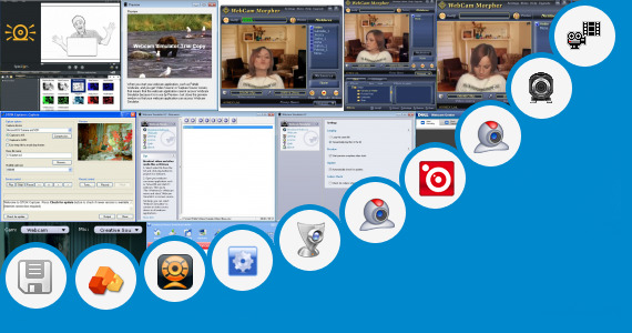 Software collection for Hp 650 Webcam Driver