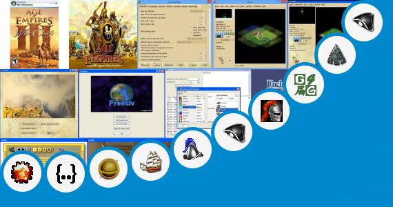 Software collection for Age Empires 4  Java Games