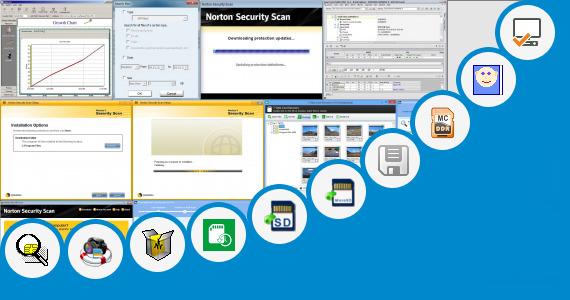Software collection for Scan Memory Card Online Free