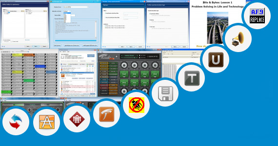 Software collection for Hello Byte  For Pc