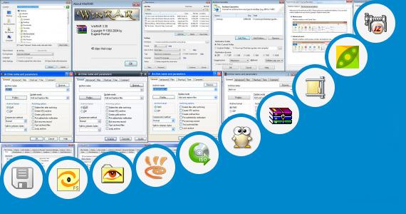 Software collection for Convert Iso Exe Zip Rar