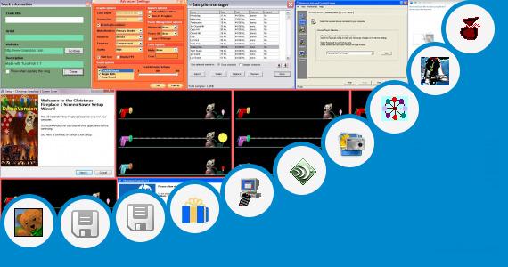 E Business Card Software