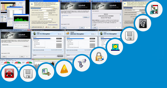 Software collection for Flex Type Windows 8 64 Bits