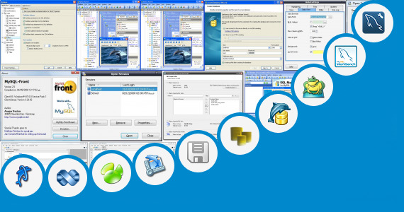 Software collection for Mysql Administrator Windows 64 Bit