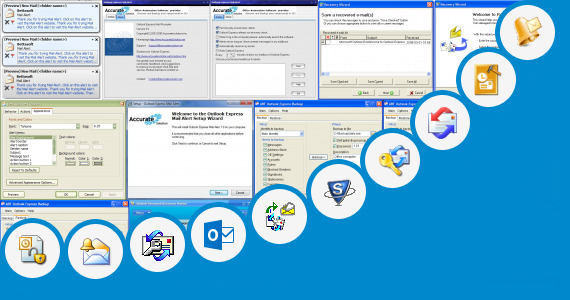 Software collection for Mail 2 Gsk Outlook