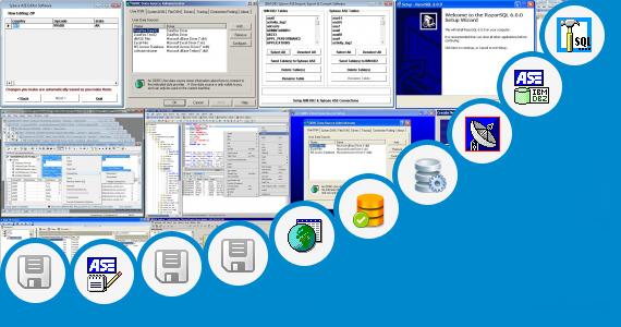 Software collection for Sybase Windows 7 Odbc Driver